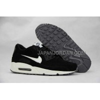 送料無料 Nike Air Max 90 Womens Black