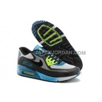Nike Air Max Lunar 90 Womens Black Blue 送料無料