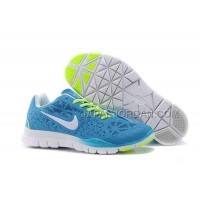 新着 Nike Free 5.0 Womens Royal White Shoes