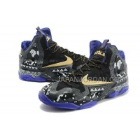 Nike Lebron Xi Ps, Xdr Womens Black Gray Graffiti Printing ホット販売