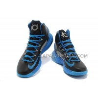 割引販売 Nike Zoom KD V Mens Black Blue