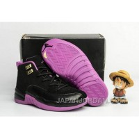 "2018 Kids Air Jordan 12 ""Hyper Violet"" Cheap To Buy"