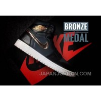 "2018 Air Jordan 1 Retro High ""Bronze Medal"" Free Shipping"
