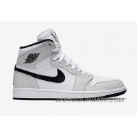 "2018 Air Jordan 1 High ""White Elephant"" Cheap To Buy"