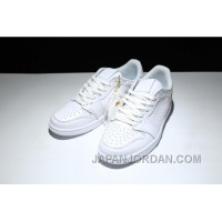 AIR Jordan 1 Air Retro Low Ns 872782-100 All White Online