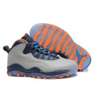 "New Air Jordan 10 Retro ""Bobcats"" For Sale"