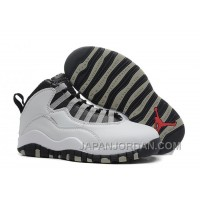 "New Air Jordan 10 Retro ""Steel"" Online"