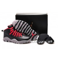 New Air Jordan 10 Public School Black For Sale Discount