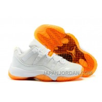 "2018 Air Jordan 11 Low ""Citrus"" Authentic"