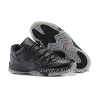 "New Air Jordan 11 Retro Low ""Black Snake"" Super Deals"