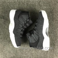 Air Jordan 11 Wool Dark Grey Online