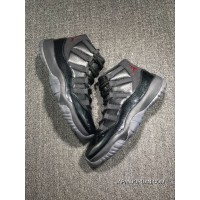 Air Jordan 11 All Black New Style