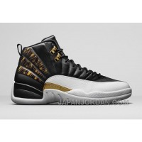 "2018 Air Jordan 12 ""Gold Wings"" Super Deals"