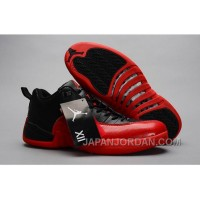 "New Air Jordan 12 Low ""Flu Game"" Free Shipping"