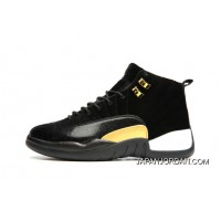 JORDAN 12A J12 36---40 Black Yellow 2017 Women Copuon Code