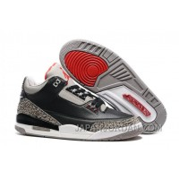 "2018 Air Jordan 3 ""Black Cement"" Top Deals"