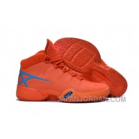 New Air Jordan 30 XXX Playoffs Orange Blue PE Super Deals
