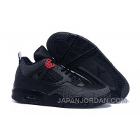 "New Air Jordan 4 3LAB4 ""Black/Infrared 23″ Cheap To Buy"