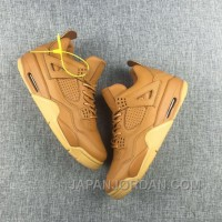 Air Jordan 4 Premium Ginger Mens In Stock Lastest