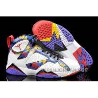 "2018 Air Jordan 7 ""Nothing But Net"" Cheap To Buy"
