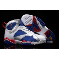 "2018 Air Jordan 7 Olympic ""Tinker Alternate"" Online"