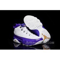 "2018 Air Jordan 9 ""Kobe Bryant Lakers"" PE For Sale"