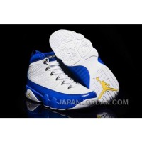"2018 Air Jordan 9 ""Kobe Bryant"" PE White/Concord-ur Yellow Cheap To Buy"