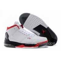 New Jordan Flight Origin White Black Red Authentic