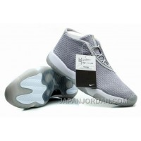 New Air Jordan Future Glow Cool Grey Lastest