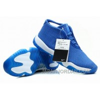 New Air Jordan Future Glow Royal Cheap To Buy