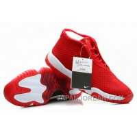 New Air Jordan Future Glow True Red For Sale