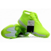 New Air Jordan Future Glow Volt Gray For Sale