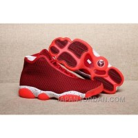 2018 Air Jordan Horizon Future AJ13 Red White Basketball Shoes Super Deals