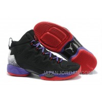 New Jordan Melo M10 Black Blue Gym Red Cheap To Buy