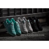 Super Deals Diamond X Puma Suede Mint Grey Black 36-44
