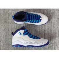 "2018 Air Jordan 10 GS ""Charlotte Hornets"" Super Deals"
