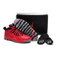 "New Air Jordan 10 GS ""Bulls Over Broadway"" Cheap To Buy"