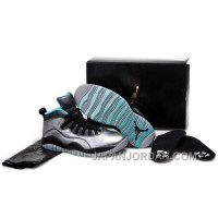 "New Air Jordan 10 GS ""Lady Liberty"" Online"