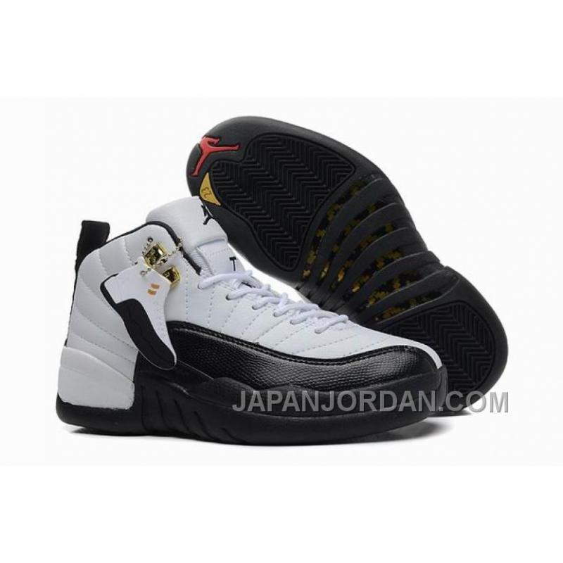 "1f22ff5bd0636a New Air Jordan 12 GS ""Taxi"" Top Deals"