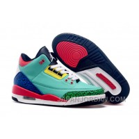 "2018 Air Jordan 3 GS ""Bel-Air"" Super Deals"