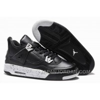 "Air Jordan 4 GS ""Oreo"" New Release"