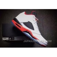 "2018 Air Jordan 5 Low GS ""Fire Red"" For Sale"