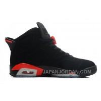 Air Jordan 6 Retro Black/Infrared New Release