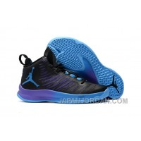 "New Jordan Super.Fly 5 X ""Black Grape"" Lastest"