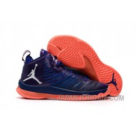 New Jordan .Fly 5 X Purple/Orange Super Deals