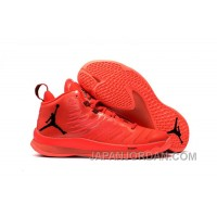 New Jordan .Fly 5 X Red/Black Super Deals