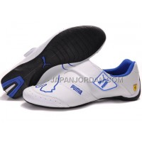 Mens Puma Baylee Future Cat II 704 White Blue 送料無料
