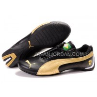 Mens Puma Brazil Edition Series Black Gold 送料無料