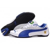 Mens Puma Brazil Edition Series White Blue 送料無料