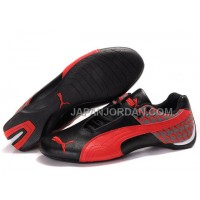 Mens Puma Cattle Years Black Red 送料無料